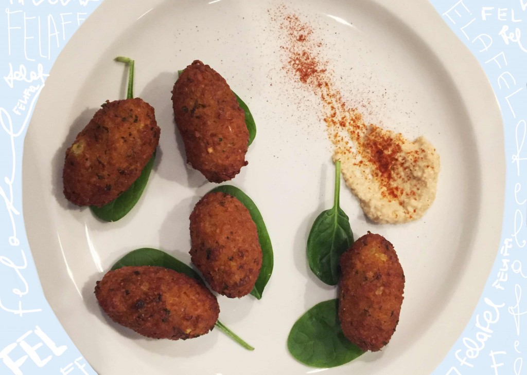 felafel - Ma va'? ristorante vegano Roma