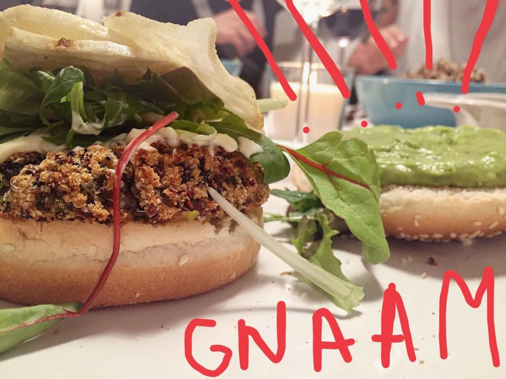 ricetta-vegan-burger-quinoa-zucchine-patatabollente