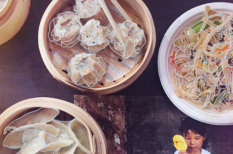 Dumpling bar a Roma: la ravioleria cinese a Marconi