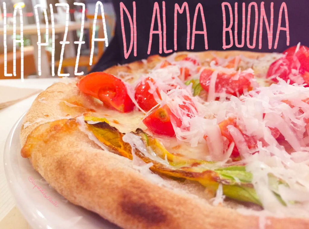 Alma Buona a Roma, la pizzeria vegan friendly in Prati